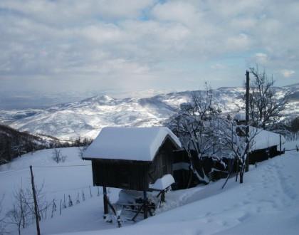Aytepe - Soğukpınar (Kocaeli) Kar Yürüyüşü