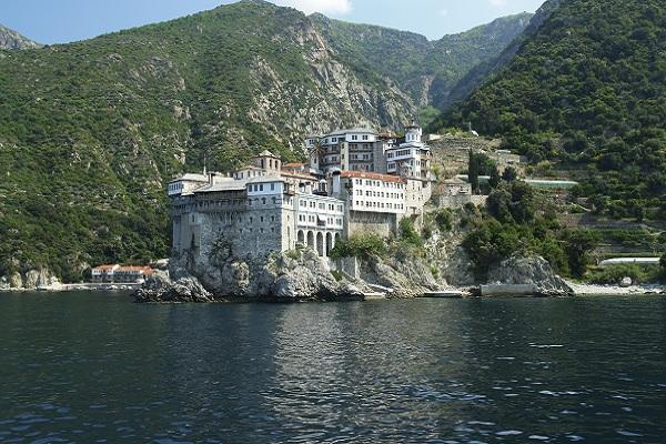 Yunanistan Athos Dağı