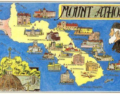 Yunanistan - Athos Dağı
