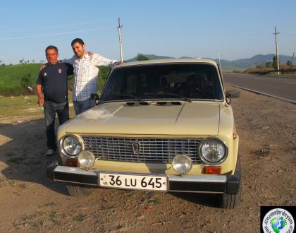 Ermenistan Gezi Rehberi 1.Bölüm (Erivan'a Yolculuk)