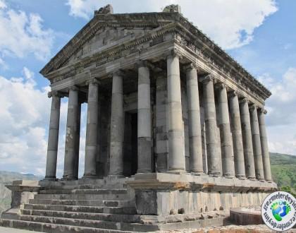 Ermenistan Gezi Rehberi 3.Bölüm (Garni ve Geghard)