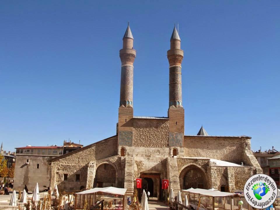 Sivas Gezi Rehberi - Seyahat, Yeme-içme, Mekan, Otel, Restaurant