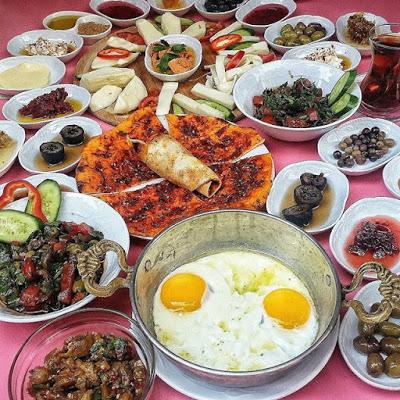 Cihangir'de Antakya Lezzetleri – Doğacıyız Gourmet