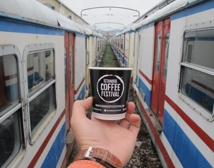 İstanbul Kahve Festivali 2015 istanbulcoffeefest