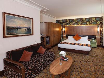 Konak Hotel - Taksim