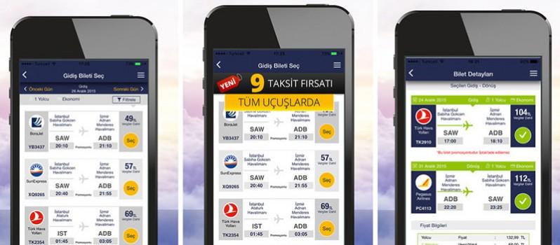 Mobil Uygulamalar ile Uçak Bileti Almanın Hızlı ve Pratik Yolu: Ucakbileti.com