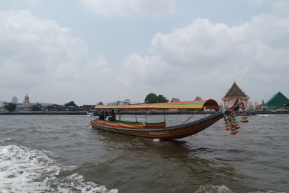 Café Tur ile Kısa Bangkok Turu