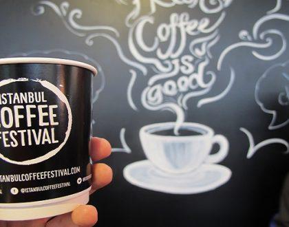 İstanbul Kahve Festivali 2016