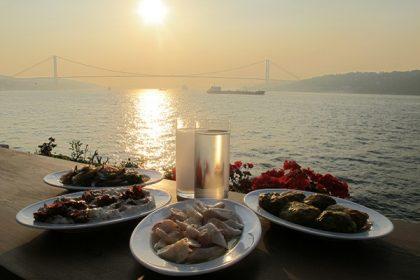 İstanbul Rakı Balık Mekanları