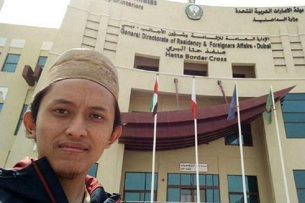 Endonezya'dan Mekke'ye Bir Yıldır Yürüyor