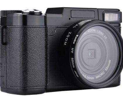 Seyahat İçin En İyi 5 Kompakt Fotoğraf Makinesi