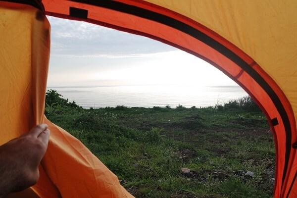 Ege Bölgesinin En İyi Kamp Alanları