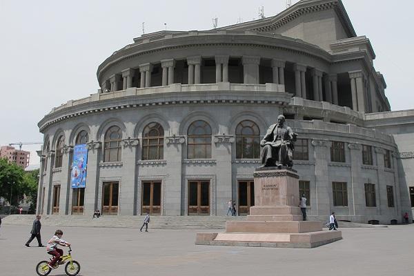 Ermenistan Gezi Rehberi - Erivan / Yerevan