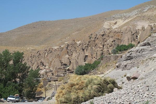 İran'ın Peribacaları Kendovan Köyü