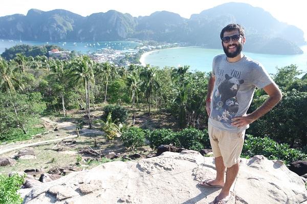 Koh Phi Phi Adasına Ulaşım, Gezilecek Yerler ve Tekne Turları