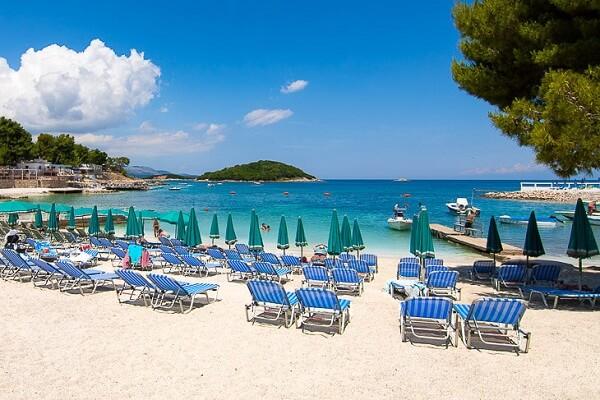 Karadağın en popüler plajları