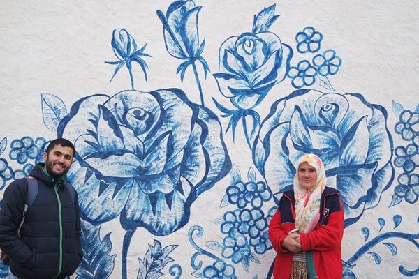 Germiyan'a Renk Veren Kadın Nuran Erden