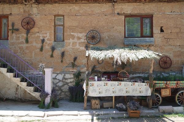 Lavanta Kokulu Köy, Isparta Keçiborlu