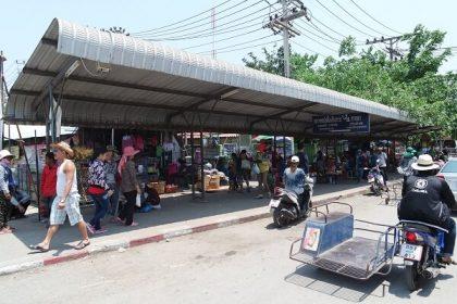 Tayland'dan Kamboçya'ya Otobüsle Nasıl Gidilir