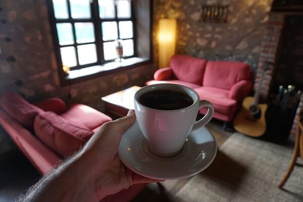 Fethiye Üzümlüköy 3. nesil kahveci