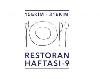 Restoran Haftası Etkinlikleri 2018