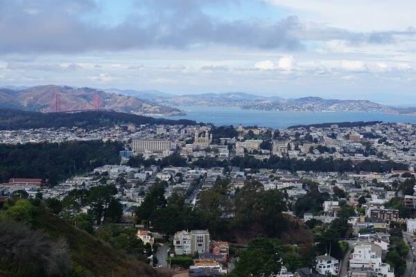 San Francisco Gezilecek Yerler