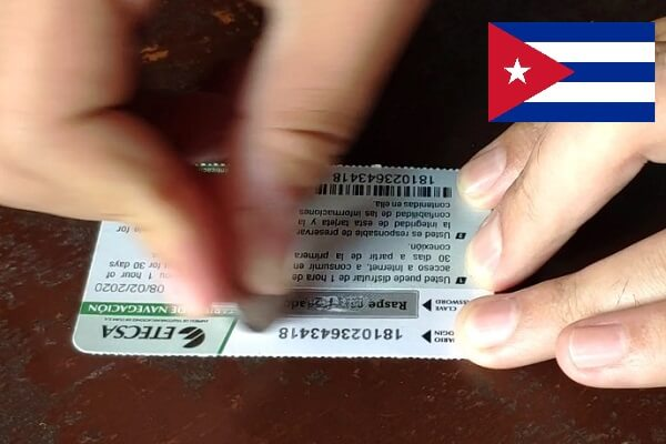Küba'da İnternet Bağlantısı