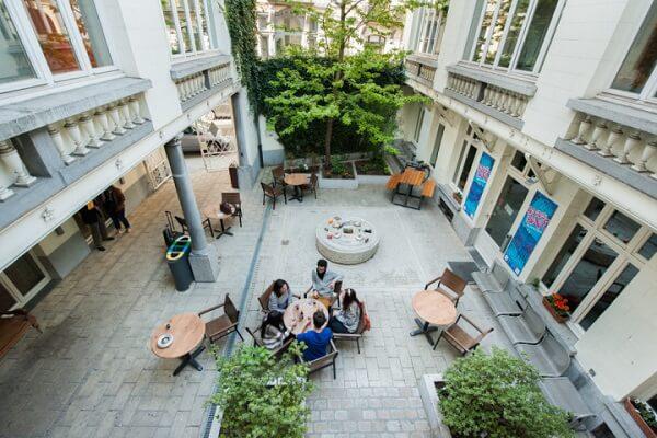 Brüksel Hostel